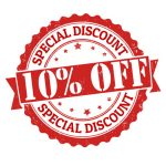 10% Discount Coupon
