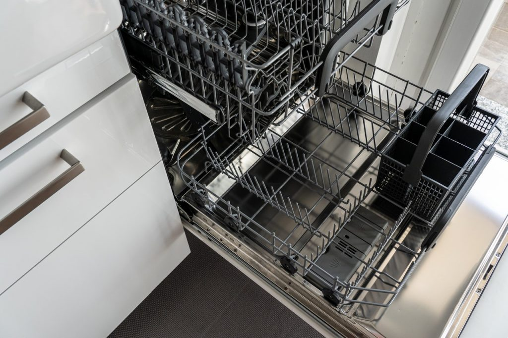 Dishwasher repair services in Abbotsford BC.